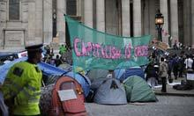 Occupy London protest camp prepares to become permanent fixture | Banking, Finance, Capital Markets | Scoop.it