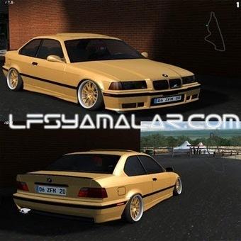 LFS Bmw e36 Araba Yaması | lfsyamalar | Scoop.it