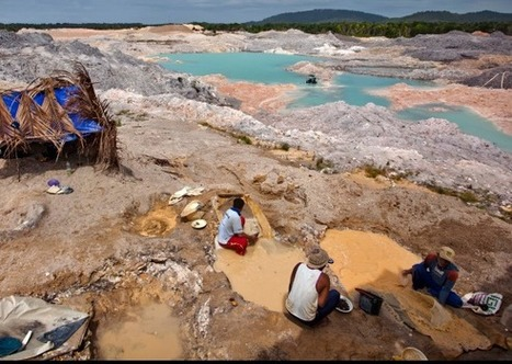 Enquête sur les mines d'étain : Bangka, une île paradisiaque d'Indonésie, menacée par la production de smartphones | Greenwashing | Scoop.it
