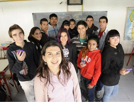 Chicos rosarinos usan Facebook en las clases de inglés y crean vínculos - Educación | La Capital de Rosario | | Habilidades informáticas para docentes | Scoop.it