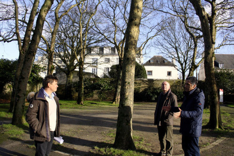 Brest Un nouveau printemps pour le jardin Laënnec | Jardins partagés de là-bas et au-delà - Community gardens from the world | Scoop.it