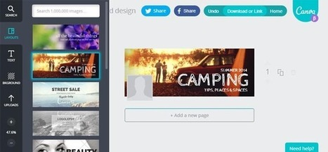 Herramientas para crear imágenes | Educacion, ecologia y TIC | Scoop.it