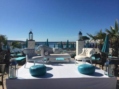 Beach event on the French Riviera   Event organizer and Wedding ...   Nice Azur Visit - Creative Tourisme   Scoop.it