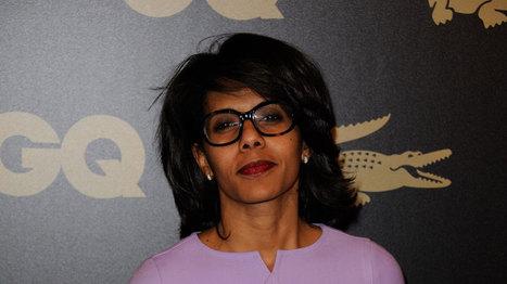 Audrey Pulvar : la surenchère sur ses lunettes - People - TF1 News   Eyewear   Scoop.it