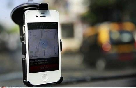Uber va lever 2,1 milliards de dollars | Création d'entreprise, innovation | Scoop.it