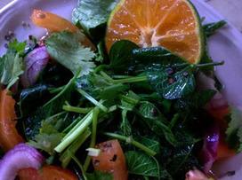 Kabondo Sweet Potatos Blog: The health benefits of sweet potato trendrils | Agricultural Biodiversity | Scoop.it