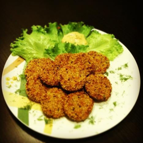 Crocchette di miglio con verdure | Alimentazione e cucina veg, ricette e consigli pratici | Scoop.it