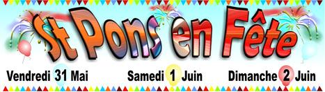 Fête patronale de Saint-Pons   Evènements   Scoop.it