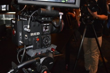 Red Digital Cinema shows off dev kit to make its cameras app-controlable | Making Movies | Scoop.it