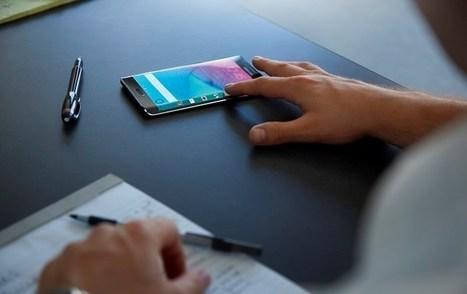 Samsung Galaxy S6 : l'écran doublement incurvé se précise | Techno News | Scoop.it