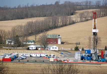 Fracking Pennsylvania: Flirting With Disaster   EcoWatch   Scoop.it