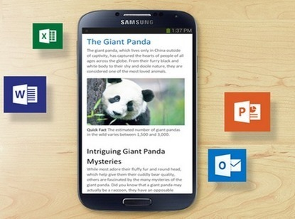 Microsoft Office On Android: How To Install - InformationWeek | digital marketing strategy | Scoop.it