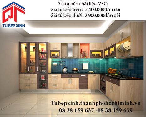 Tủ bếp MFC nhà Anh Luân - Bạc Liêu - Tu-bep-MFC-nha-anh-luan---bac-lieu - tu van du hoc uy tin|du hoc gia re - | TỦ BẾP MFC - GIÁ TỦ BẾP MFC | Scoop.it