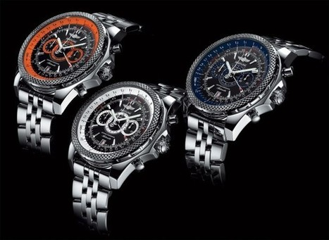 Breitling For Bentley Supersports Chronograph Watches   Watch Magazine   Scoop.it