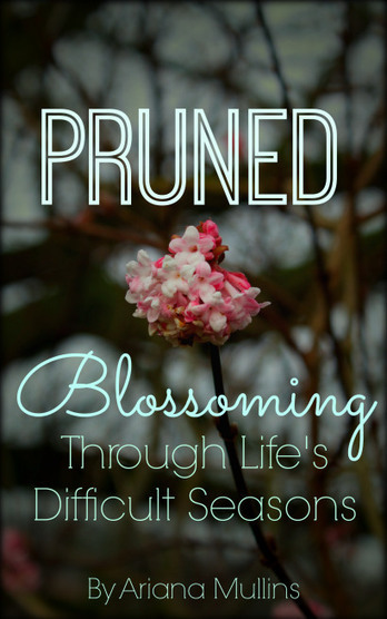 Pruned: Blossoming Through Life's Difficult Seasons by Ariana Mullins | Are You An Expat Wife? | Scoop.it