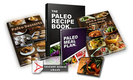 Paleo Recipe Book Review | Paleo Recipe Book- Paleo Cookbook- The Paleo Recipe Book | paleocookbook | Scoop.it
