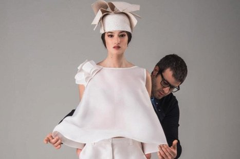 Atelier Vittorio Camaiani,  Threads of Words Pages of Clothes   Le Marche & Fashion   Scoop.it