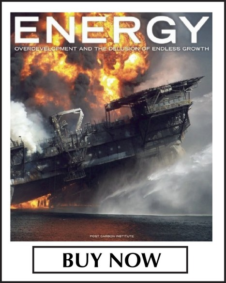 "IT'S HERE! ENERGY: Overdevelopment and the Delusion of Endless Growth | DIY & ""The Great Reskilling"" 