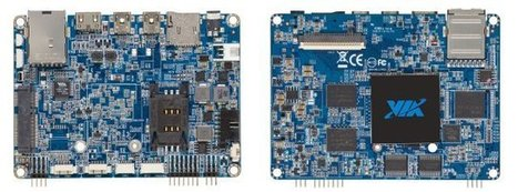 VIA Unveils VAB-600 Pico-ITX Board Powered by WM8950 Processor | micro controller world | Scoop.it