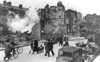 World War II History: Battle of Britain for Kids | Evacueees and the Blitz | Scoop.it