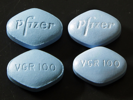 Pfizer Goes Direct With Online Viagra Sales To Men - NPR (blog) | Enhancement technologies | Scoop.it