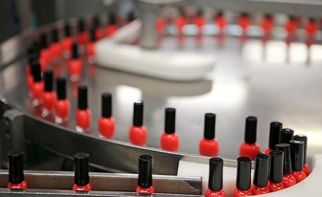 Grazia España - La fábrica secreta del Nail Art | Tendencias en imagen personal | Scoop.it