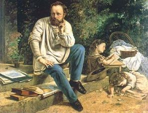 19 janvier 1865 mort à Passy de Pierre-Joseph Proudhon   Racines de l'Art   Scoop.it