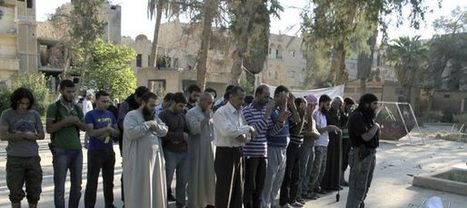 Syrie: le lourd tribut des journalistes - L'Express | Journalistes de guerre | Scoop.it