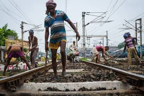 Fixing Indian Railways, the Not-So-Little Engine That Could | Tech Infrastructure | Scoop.it