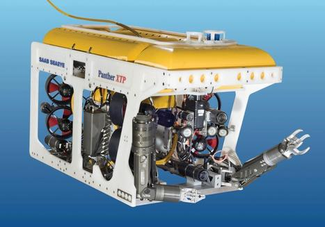 Subsea World News - Saab Seaeye ROVs Enter Inspection and ... | Underwater | Scoop.it