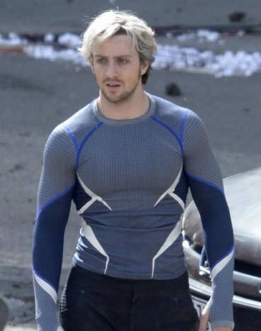 Avengers Age of Ultron QuickSilver Jacket | CELEBRITY OUTFITS | Scoop.it