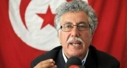 Hamma Hammami critique l'initiative de Jebali et appelle à un congrès de salut national | leskoop | Scoop.it