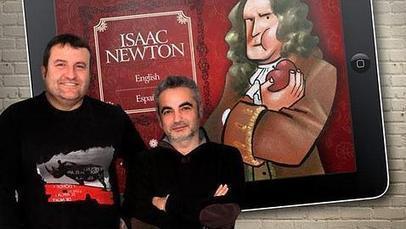 Aprender a la vez ciencia e inglés con el iPad es un juego de niños | Isaac Newton App | Scoop.it