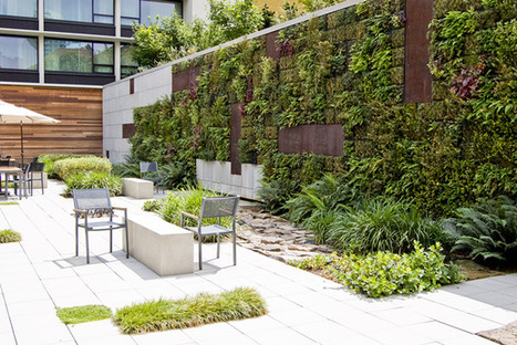 A Well-Designed Green Wall | MYD blog | sustainable architecture | Scoop.it