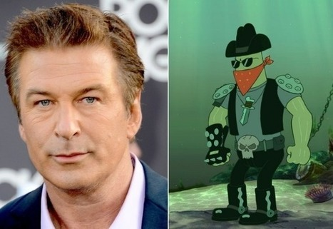 Surprising Celeb Cartoon Voices | Sizzlin' News | Scoop.it
