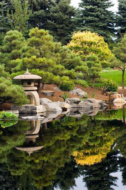 Exciting Garden in the world | Japanese Gardens | Scoop.it