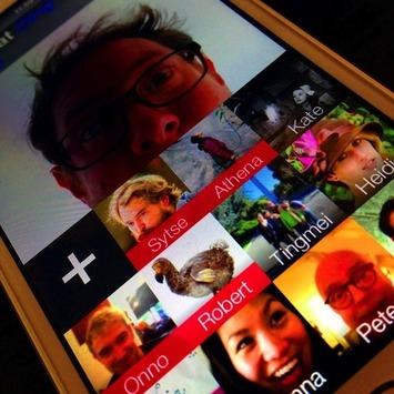Vous n'aimez pas Snapchat et n'avez pas accès à Slingshot? Voici TaptalkDescary.com | TIC et TICE mais... en français | Scoop.it
