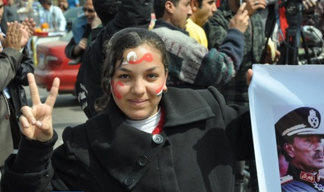 In Pictures: Demonstration calling for the army to intervene - Daily News Egypt   Égypt-actus   Scoop.it