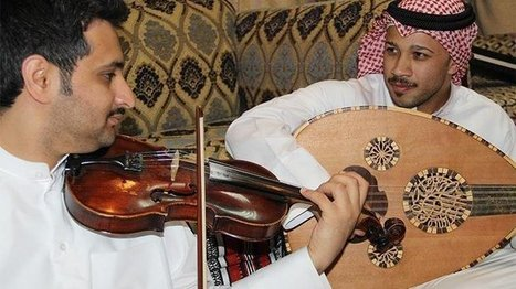 Qatar Digital Library Preserves The Music Of A Vanishing Past | Library Corner | Scoop.it