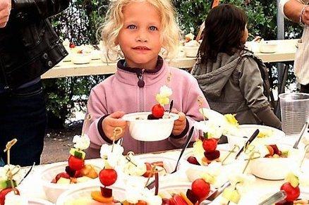"""Une """"Fraîch'attitude"""" entre pédagogie et plaisir - L'indépendant.fr   Les bambins au jardin   Scoop.it"""