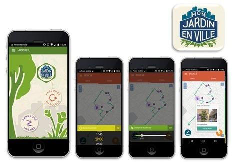 Rue végétalisées : l'application de Natural Solutions primée ! | ville et jardin | Scoop.it
