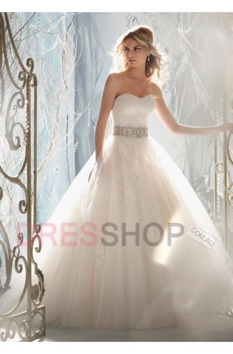 2014 Wedding Dresses | Fashion & Beautiful Dresses | Scoop.it