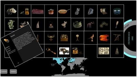 ERASME - Tout savoir sur Museotouch | museogeek | Scoop.it