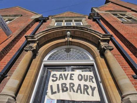 Losing Britain's libraries: The places where we discover books are imperiled like never before   Digital information and public libraries   Scoop.it