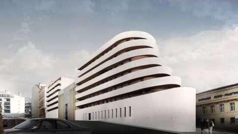 Marseille : le HLM dessiné par Ricciotti fait déjà des vagues | Marseille et MP2013 | Scoop.it