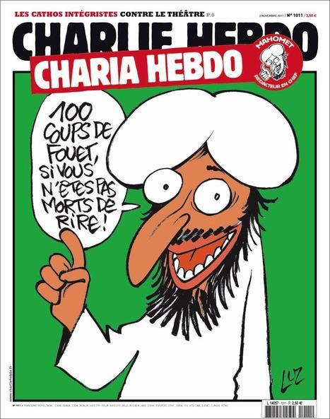Un rassemblement à Paris pour soutenir Charlie et «le droit au blasphème» | CAP21 Le Mouvement | Scoop.it