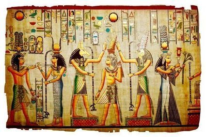 Why doesn't everyone study the West, like we study Ancient Egypt ... | Ancient crimes and mysteries | Scoop.it