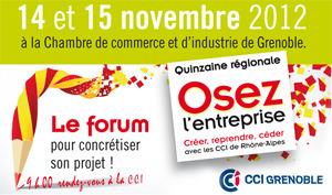 [Conference] Grenoble 14/11: Comment construire son identité d'entrepreneur sur le web et développer sa réputation numérique ? - Le Blog du Personal Branding   Numeric World   Scoop.it