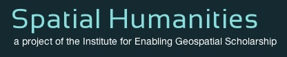 Spatial Humanities | Future Edtech | Scoop.it