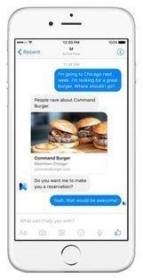 Facebook Tests a Digital Assistant for Its Messaging App | Venture Capitalists | Scoop.it